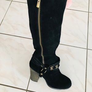 Chinese Laundry Suede boots